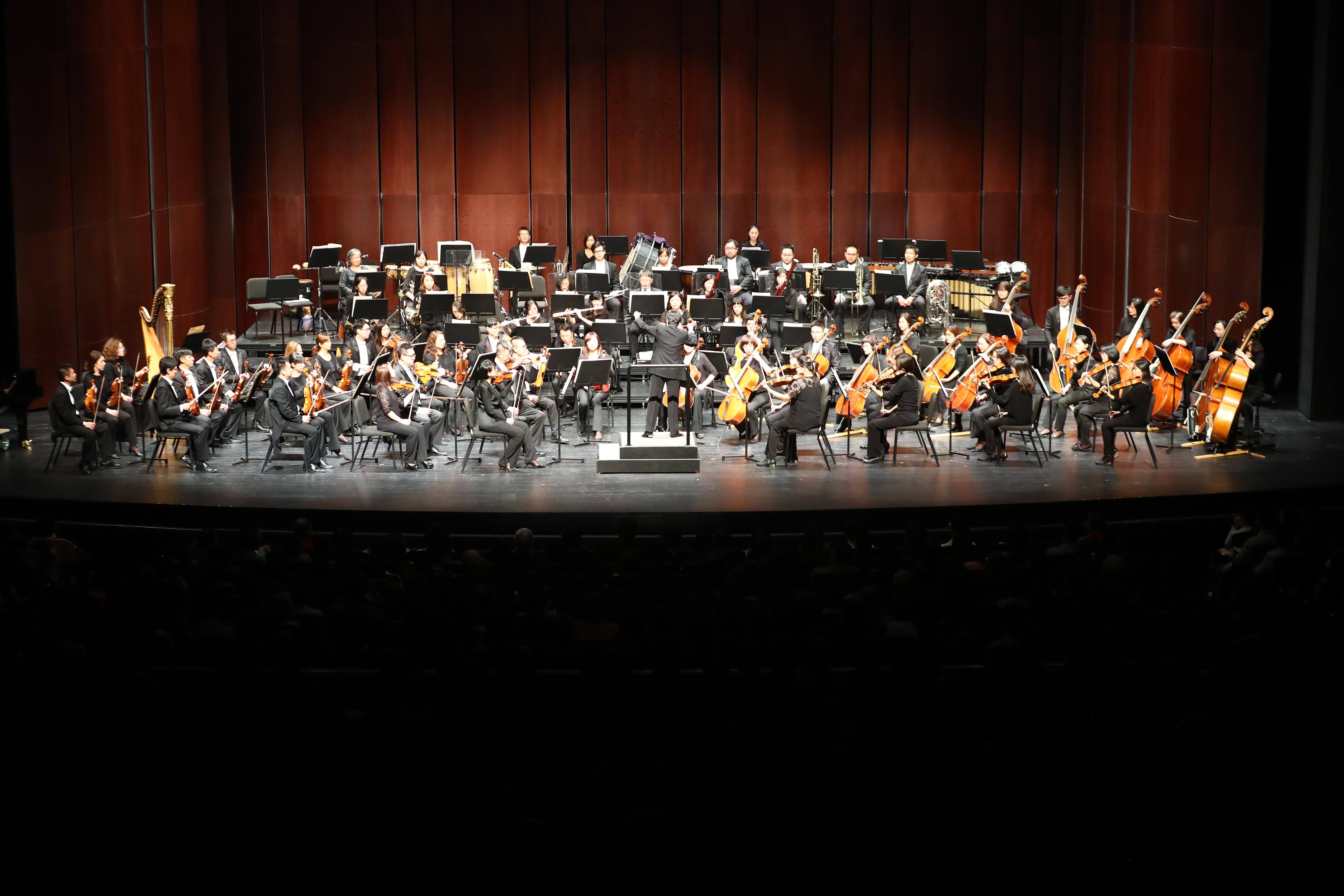 台中歌劇院新年音樂會 林市長盼成為台中新的傳統