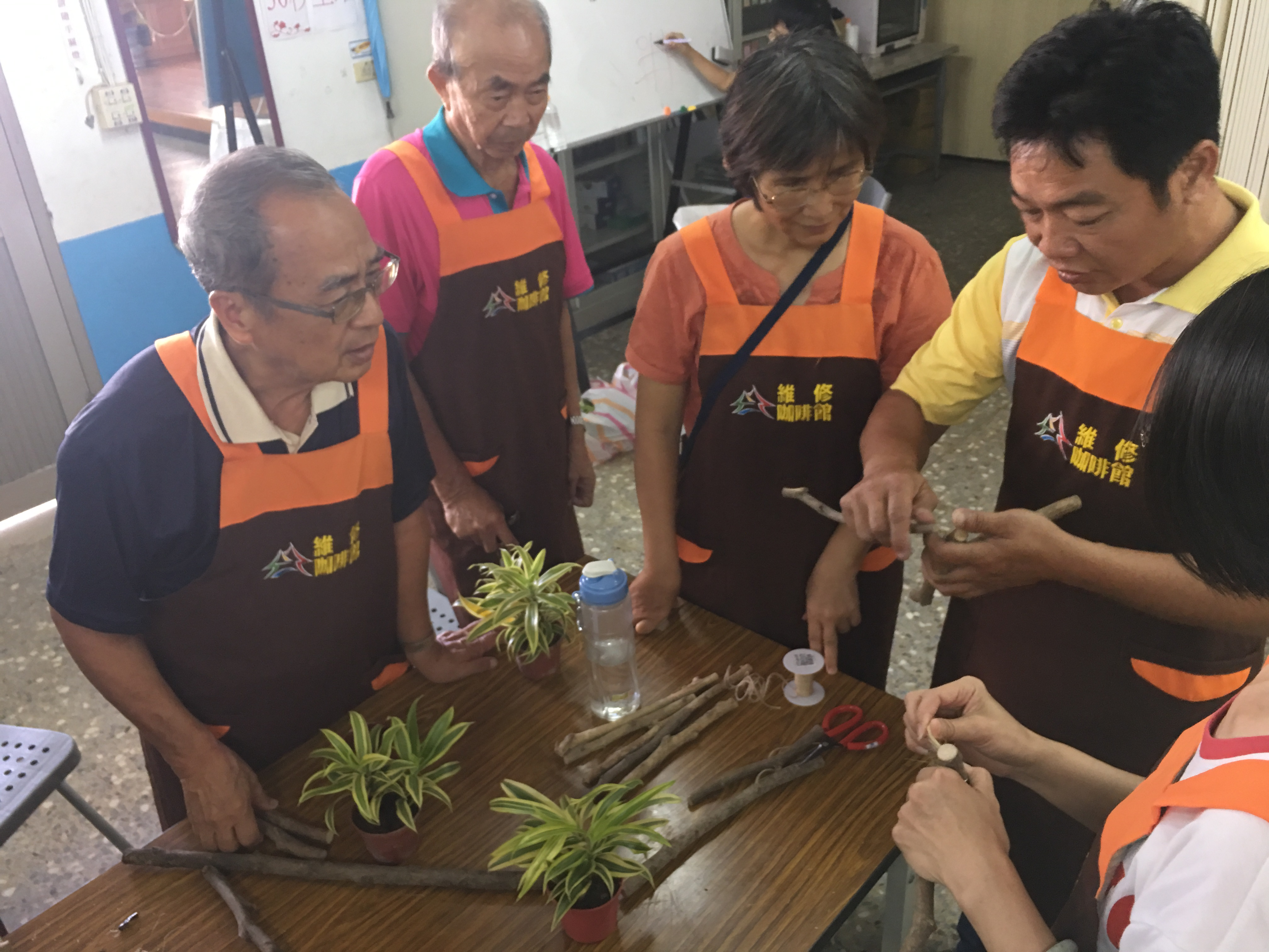 打造花園城市 中市府花架DIY課程免費參加