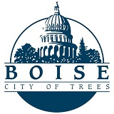 美國愛達荷州樹城City of Boise, Idaho State, U.S.A.