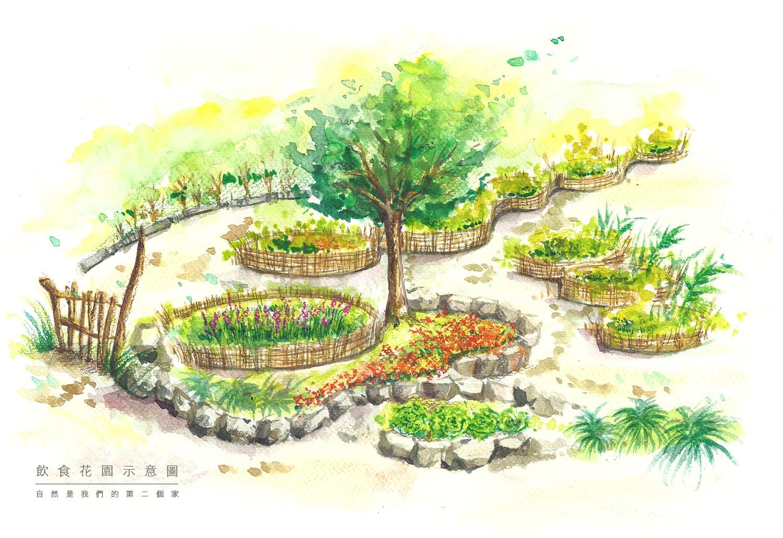 台中花博打造「永續家園」 五大元素傳遞自然人文