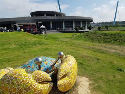 海線雙星第一步 高美遊客中心及體驗館與公69轉運停車場試營運