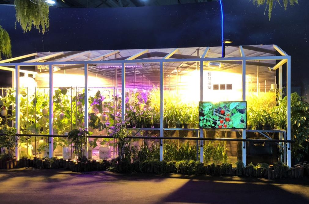 花博外埔園區智農館「神農奇技」特展登場 揭露智慧農業的科技秘密