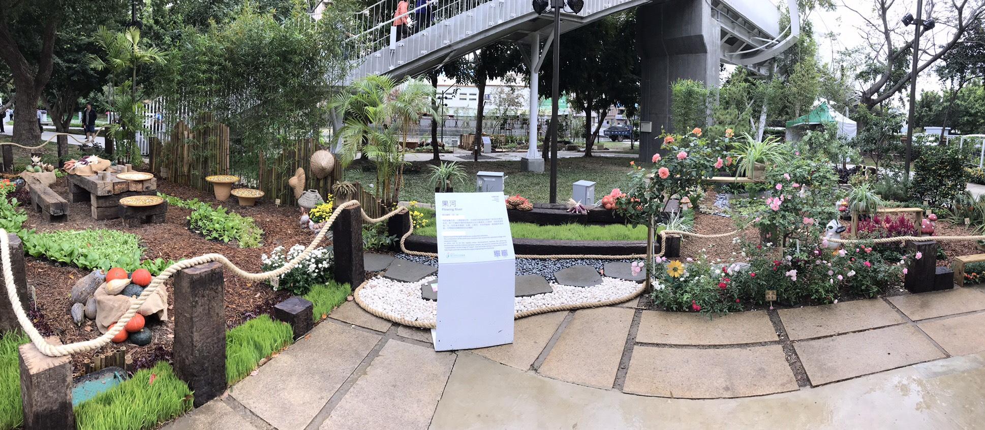 台中花博可食性庭園競賽金獎出爐 重視自然人本精神