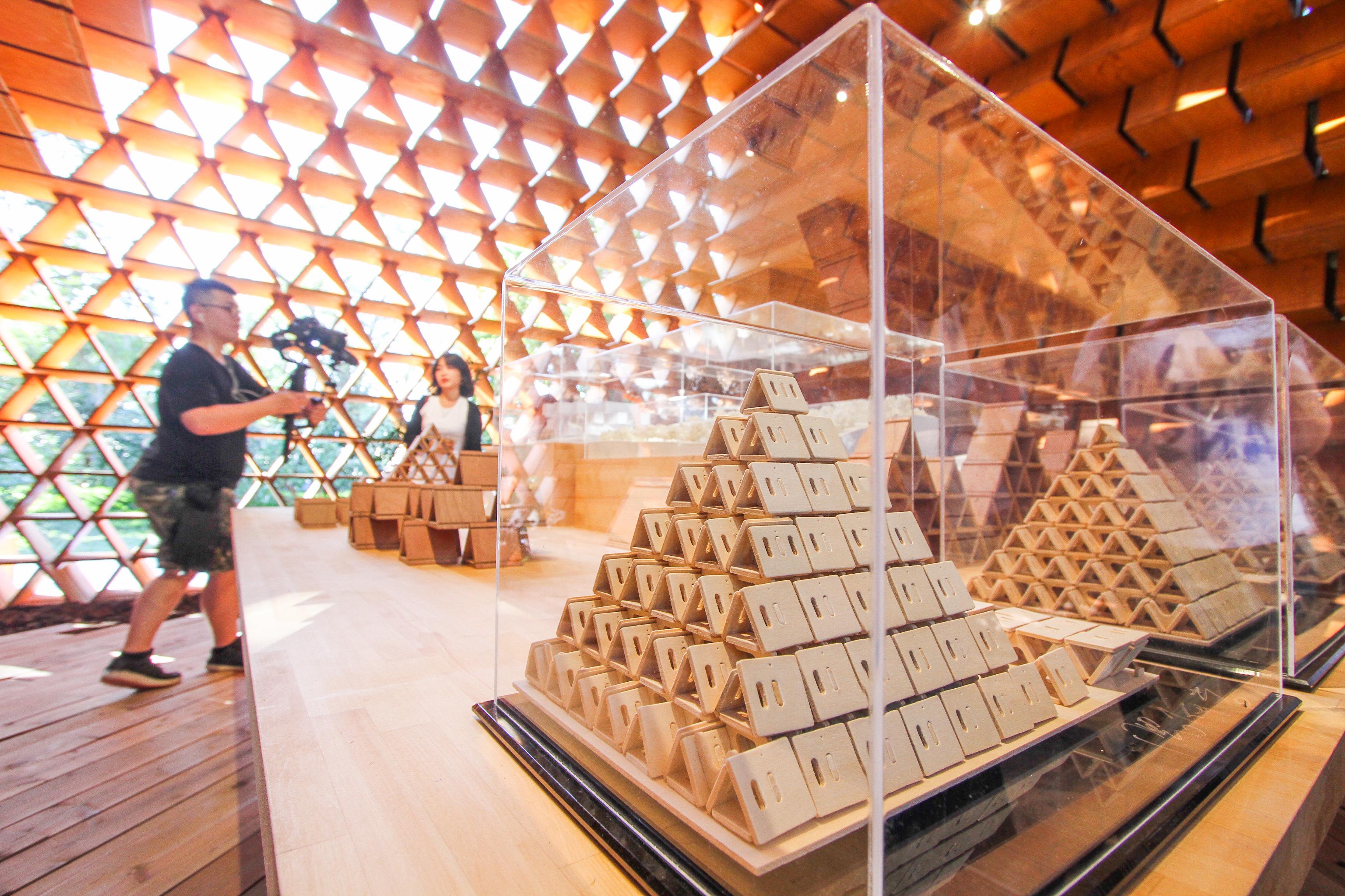 花博台開積木概念館攝影及積木創意設計比賽起跑 邀民眾分享生活美學