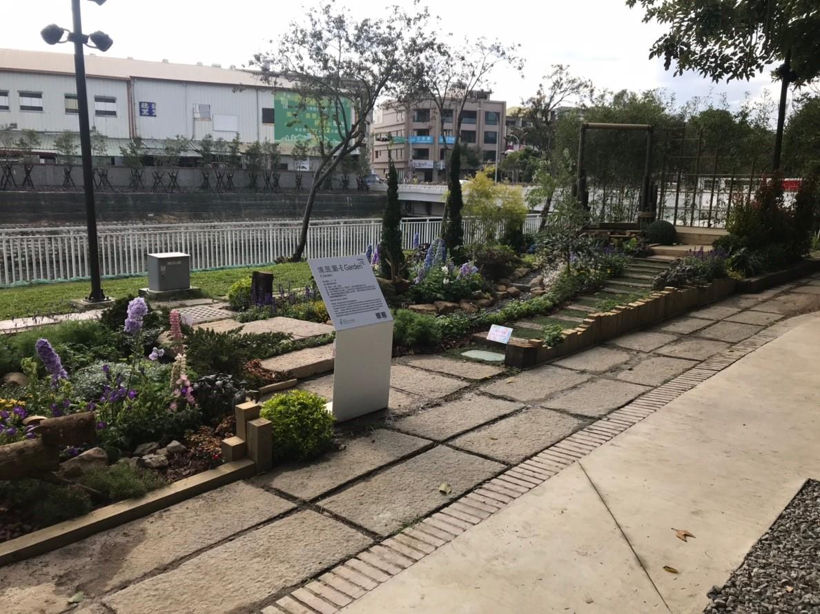 花博豐原園區水景式庭園競賽展至本週日 請把握參觀
