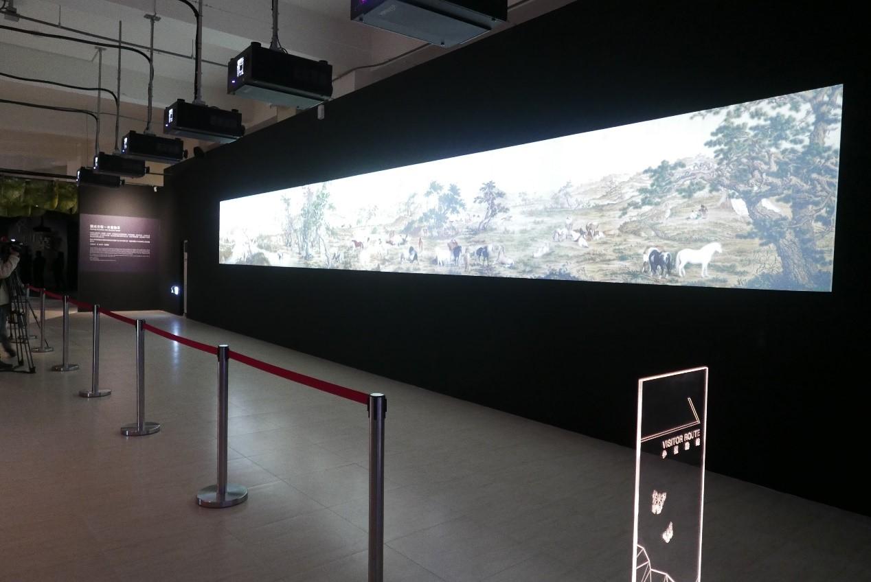 台中花博故宮花蝶館科技美學新體驗 歡迎闔家欣賞