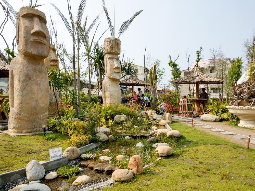不用出國也能小小環遊世界 花博國際庭園區異國風情濃