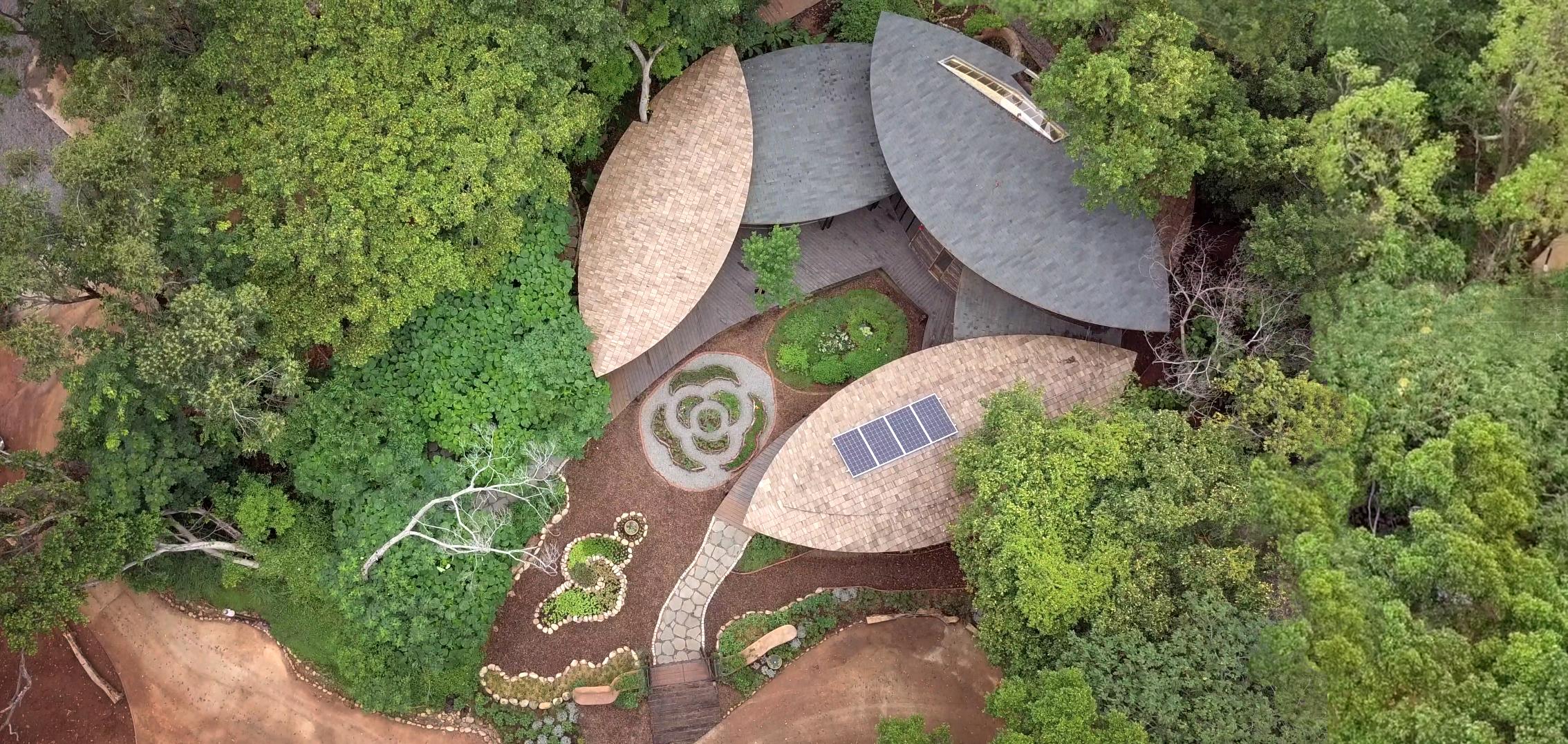 台中花博國際爭光 森林園區及烏日高鐵地景裝置入圍歐洲LILA景觀設計平台