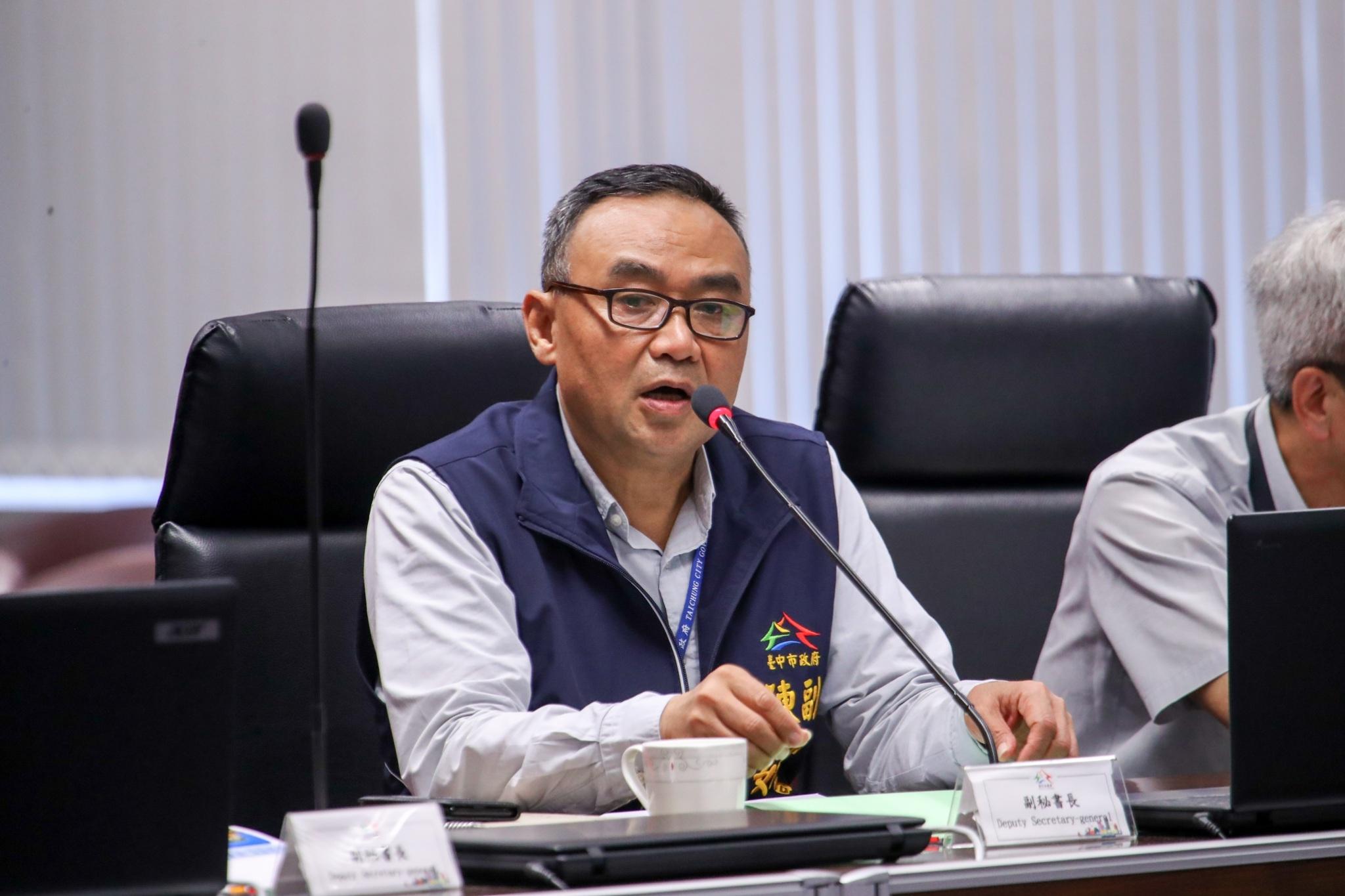台中花博成效檢討 盧市長:市民滿意最重要 既有基礎下持續建設台中