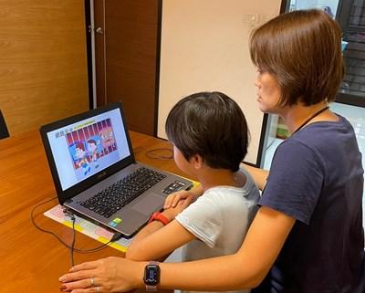 防疫學習不中斷  中市閱讀教育輔導團帶領學童在家享閱讀