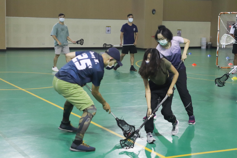 體驗新興運動魅力 袋棍球研習營首度台中登場